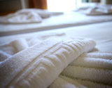 Clean towels every day (if needed)