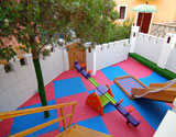 A fun playground for our little guests!