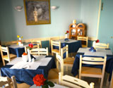 Our restaurant, for breakfast and light meals